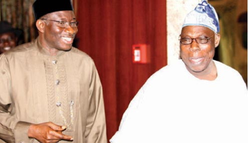 Jonathan-and-Obasanjo…-When-the-going-was-good
