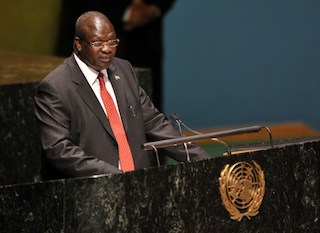ex-VP South Sudan, Reik Marchar: I planned no coup