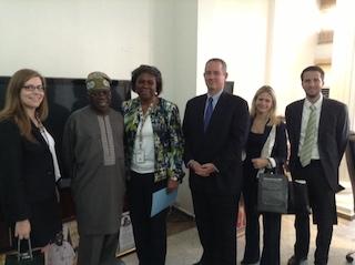 US embassy officials visit APC leader