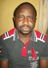 Adewuyi Según: clearing agent arrested
