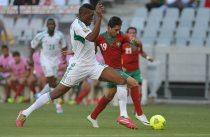 Super Eagles v Morocco. CAF photo