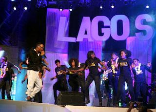 Lagos Countdown 8