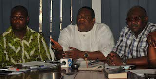 Ogoni leaders of thought