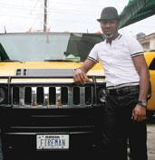 Pastor-Fireman-with-luxury-car