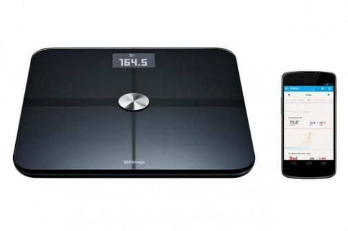 Smart body WIFI scale
