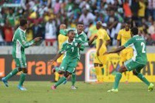 Super Eagles v South Africa