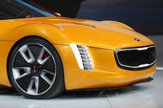Kia's GT4 Stinger