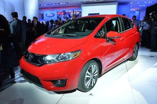 The 2015 Honda Fit