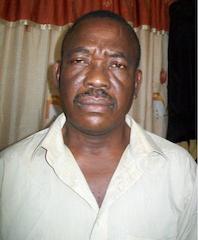 Okwuokei Peter: arrested
