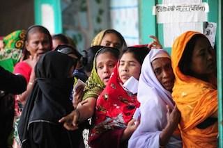 BANGLADESH-ELECTION-UNREST