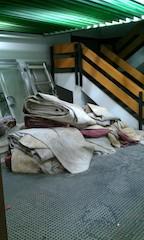 Staircore turns dumping ground