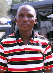 The police officer charged with oil theft