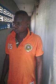 The suspect, Chinwendu Iwechukwu