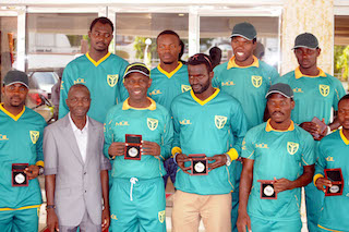 Nigeria's Cricket team