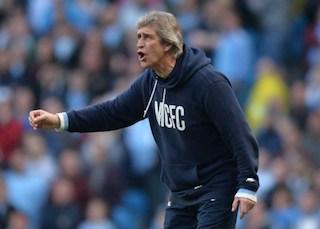 Pellegrini- mad at City players