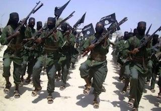 Al Shebab fighters