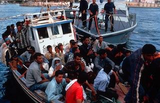 Tunisia immigrants