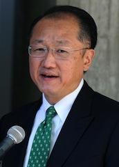 Jim Yong Kim World Bank President