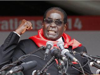 Robert Mugabe. Reuters Photo