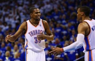San Antonio Spurs v Oklahoma City Thunder – Game Four