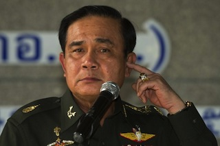 THAILAND-POLITICS-PRAYUT-FILES