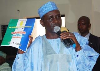 Alhaji Ibrahim Shekarau
