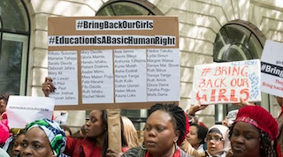 Bring back our girls protest-46