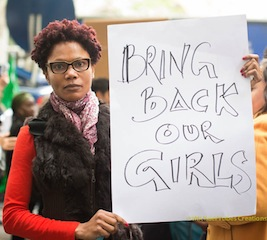 Bring back our girls protest-50