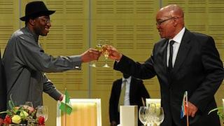 Goodluck and Zuma
