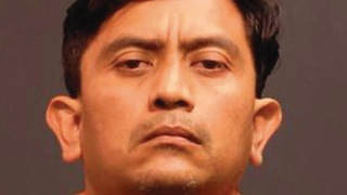 Isidro Garcia is seen in an undated photo released by the Santa Ana Police Department in Santa Ana, Calfornia