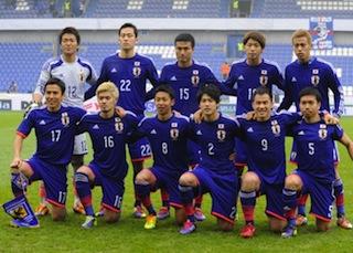 Japans national football team