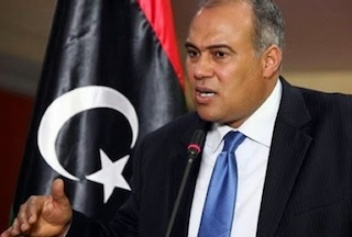 Jordan ambassador to Libya Fawaz Al-Aitan