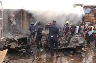 Jos bombing