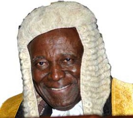 Justice Idris Legbo Kutigi