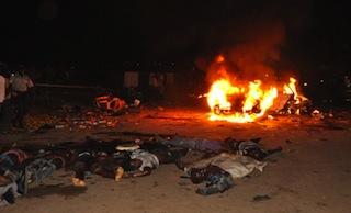 Kano car blast