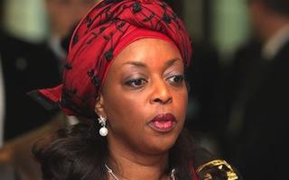 Minister of Petroleum Resources, Diezani Alison Madueke