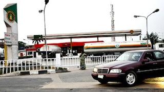 NNPC Mega filling station