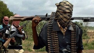Nigeria Gunmen