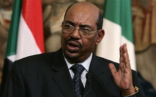 Omar al-Bashir, Sudan's president