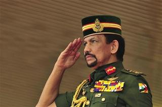 Sultan of Brunei, Hassanal Bolkiah