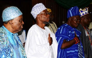 Traditional rulers – 3