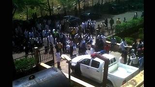 UniAbuja Students Protest