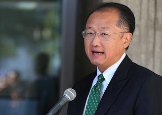 World Bank President, Jim Yong Kim