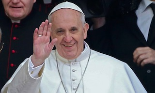 Pope Francis: candid advice to parents