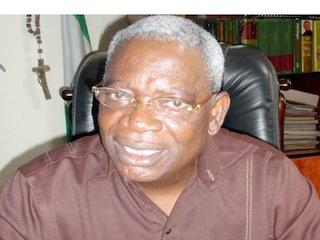 Senator Joseph Waku