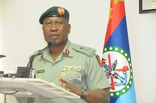 Major General Olukolade