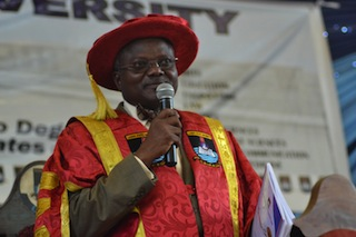 Prof. John Obafunwa