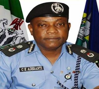 CK Aderanti Lagos State Police