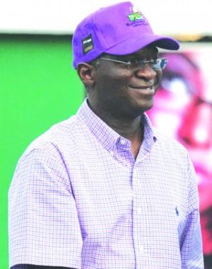 •Gov Fashola of Lagos State