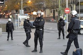 SPAIN-POLITICS-PARTIES-BOMB